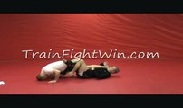 Kneebar/Heel Hook from Guard