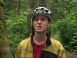 Unicyclist Kris Holm Prepares for BC Bike Race - Global BC TV