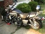 VMAX VMX1200 Yamaha motorcycle