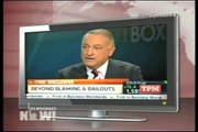 Ex-Citigroup CEO- Break Up the Mega-Banks