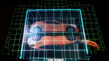 Best Projection Mapping Miami - Hyundai Veloster - Go2 Projection Mapping