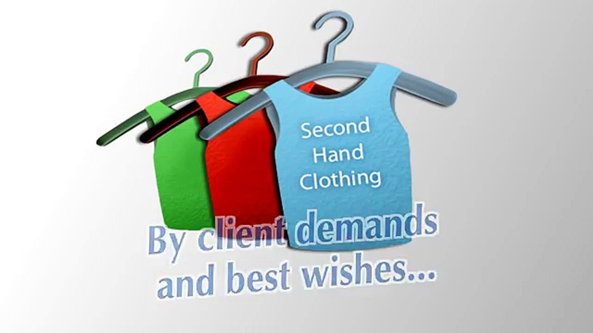 Second hand clothes Europe