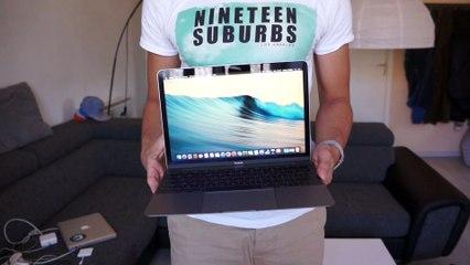 Test MacBook (2015) Français