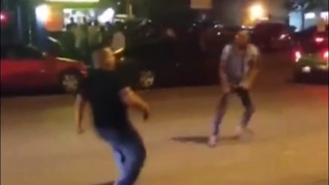 Kanye West Knockout 2 Paparazzi Punches Beats Up Camera Men 11 11 2013 unedited version