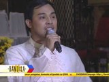 Jed Madela celebrates 10th year in industry