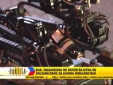 Bag thrown on bus causes bomb scare in Pasay
