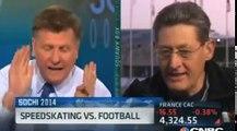 Dutch speedskating coach: US football 'sucks'