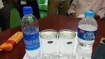Nestle VS Aquafina - Water Quality test In Pakistan - video dailymotion