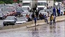 Texas: stato di emergenza per maltempo