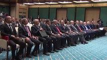 Cumhurbaşkanı Erdoğan, KKTC Cumhurbaşkanı  Akıncı ile ortak basın toplantısı düzenledi.|06.05.15