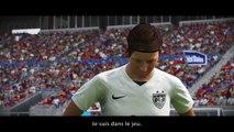 Trailer de lancement FIFA 16 - Les équipes nationales féminines sont DANS LE JEU