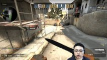 Let's Play CS GO AWP Bots Training (Counter-Strike Global Offensive)