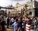 Marionetas Gigantes en Guadalajara Jalisco Mexico 2010