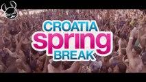 Croatia Spring Break - Spring Break Kroatien 2015 Zrce