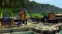 LEGO Jurassic World Game [Welcome to LEGO Jurassic World Trailer]