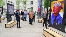 Le Vincennes Images Festival 2015 avec Nikos Aliagas, Matthieu Ricard, Ropars Jeff, Reza.