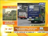 LTFRB  No more wrap around ads on buses