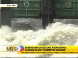 Torrential rains trigger floods in Luzon