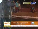 Driver hurt in Roxas Boulevard accident