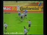 ЛЧ 1997/1998. Динамо Киев - Ньюкасл Англия 2-2 (01.10.1997)