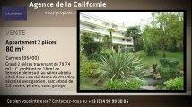 A vendre - Appartement - Cannes (06400) - 2 pièces - 80m²