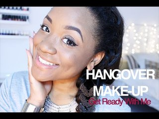 Hangover - Get Ready With Me || CeriseDaily ❤