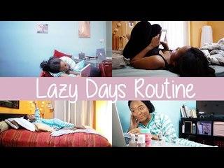 My Lazy Days Routine || CeriseDaily ❤