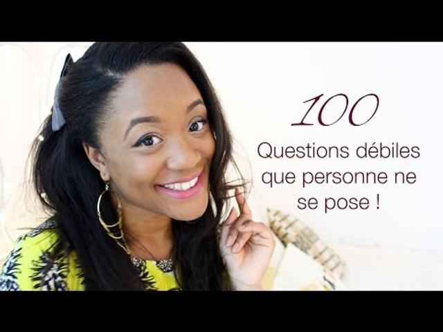 100 Questions que personne ne se pose || CeriseDaily ❤