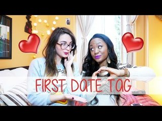 First Date TAG || CeriseDaily ❤