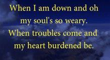 Celtic Woman - You Raise Me Up - Instrumental with lyrics