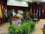 President Nasheed of the Maldives Address at the Climate Vulnerable Forum