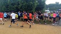 820 concurrents au départ de Tout Poitiers court