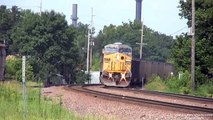Union Pacific Freight Trains Iowa