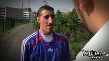 interviews de Franck Ribéry Sur l'affaire Zahia