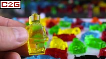 Faites vos bonbons en forme de Lego !