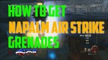 Black Ops 2 Zombies Origins Napalm Air Strike Grenades / Monkey Bombs