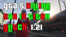 """GTA 5 Online Flying Car Titan Glitch Patch 1.21 """"GTA 5 Flying Car Titan Glitch 1.21"""""""