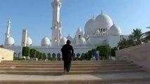 Invitation of the Mosque - Bahareh Amidi spiritual poetry Sheikh Zayed Grand Mosque