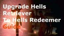 Black Ops 2 Upgrade Hells Retriever To Hells Redeemer Hells Retriever To Hells Redeemer