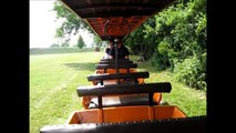"live steam backyard train 15 "" gauge diesel locomotive"