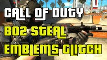 """Call Of Duty Black Ops 2 How to Steal/Copy Other players Emblem  Glitch """"BO2 Emblem Glitch"""""""