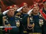 URSS - CCCP - Exército Vermelho Canta o Hino Russo