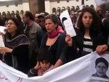 """Casablanca: Début de la marches des """"femmes libres"""" #RIPAMINA"""