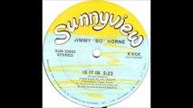 Jimmy Bo Horne - Is It In (1982)