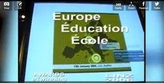 Europe, Éducation, École : cours interactifs en visioconférence