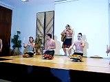 New Zealand, Auckland - Maori Sticks Dance @Auckland Museum