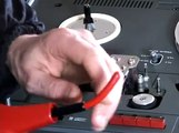 Reel-to-Reel Recorders : Demagnetize Heads of Reel-to-Reel Recorder
