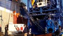 Marine Solutions VSP Propulsion unit Gearbox Engine Installation