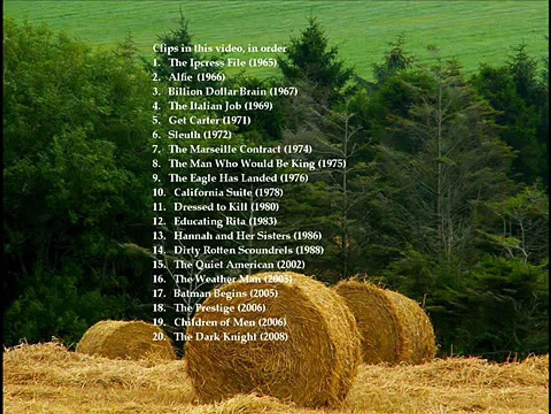 20 Great Michael Caine Films