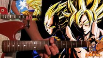 Guitar Cover || We Gotta Power - Dragon Ball Z (+Tabs & Backing Track!)